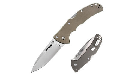 купите Нож складной Cold Steel Code 4 Spear Point 58PS в Новосибирске
