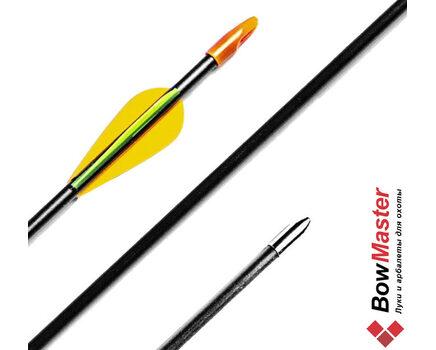 Купить стрелы для классического и детского лука фибергласс Junxing JX028F в интернет-магазине
